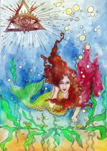 Meryl Best Lowell - The Dolphin's Secret - A Meditational Journey